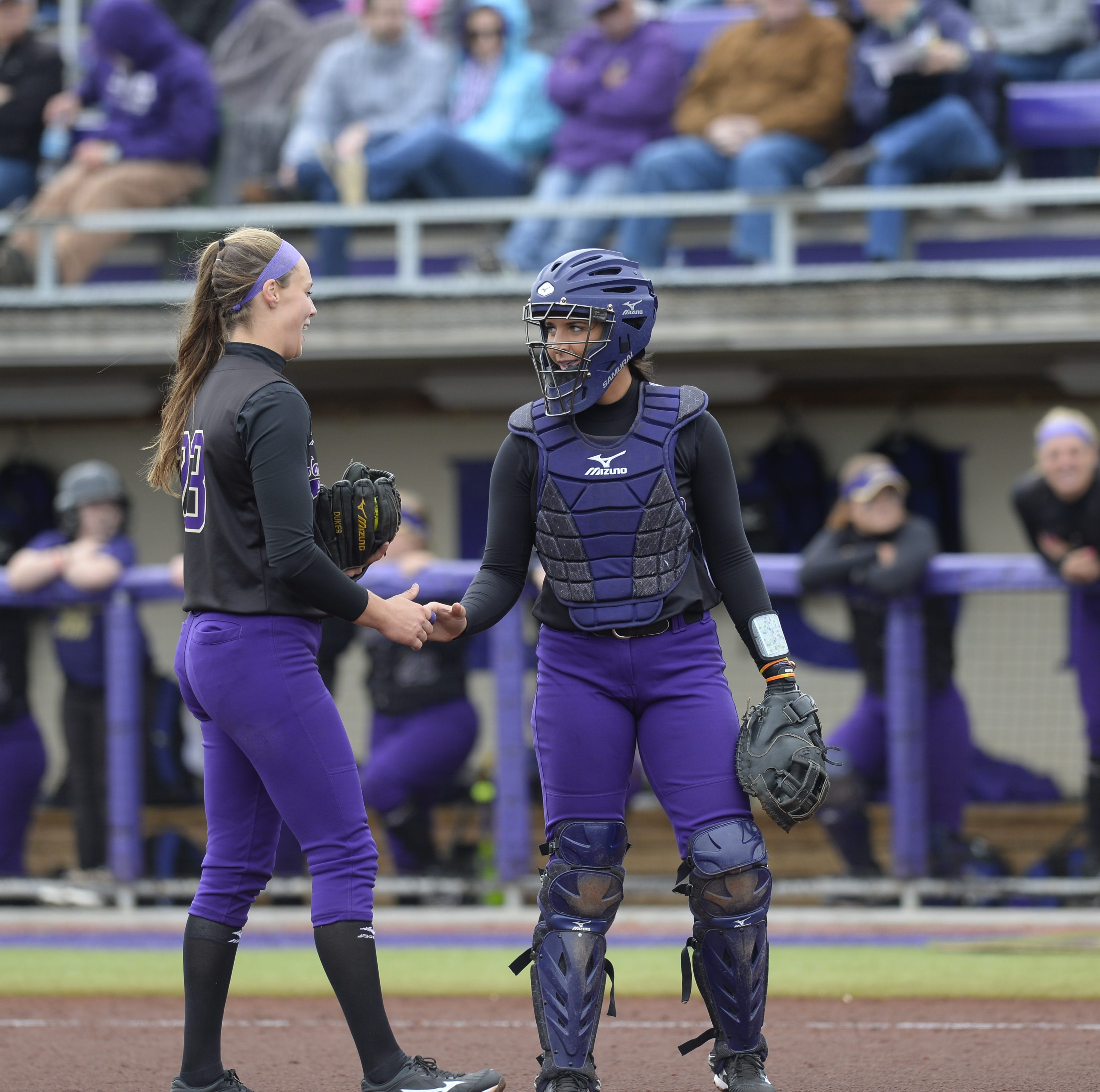 JMU softball's Megan Good: 3 questions with