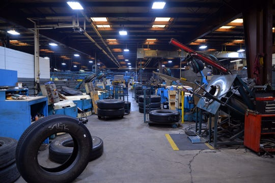 Central Tire in Verona will be switching ownership Feb. 18, 2019. The tire company has been around for 74 years, owned by the Westhafer family. Brothers Terry and Tommy Westhafer made the decision last fall to sell the company to the Rice Tire Co. out of Frederick, Maryland.
