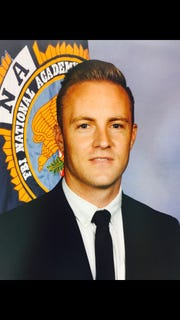 Mesquite's newest police chief, MaQuade Chesley, graduated from the 266th session of the FBI National Academy.