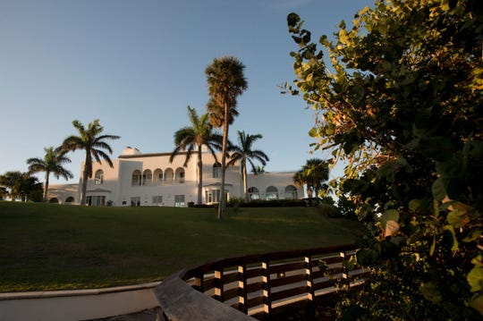 The Mansion at Tuckahoe is at Indian RiverSide Park in Jensen Beach.