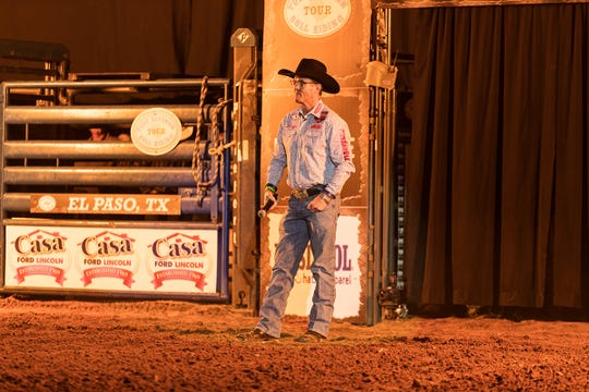 Tuff Hedeman brings his bull riding event to the El Paso County Coliseum Saturday.