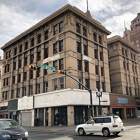 Historic Downtown El Paso building to be remade into boutique hotel by Mexican company
