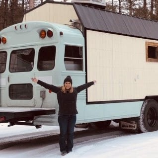 Westchester chef Jennifer Cook brings new meaning to 'meals on wheels' with 'Foodie Bus'