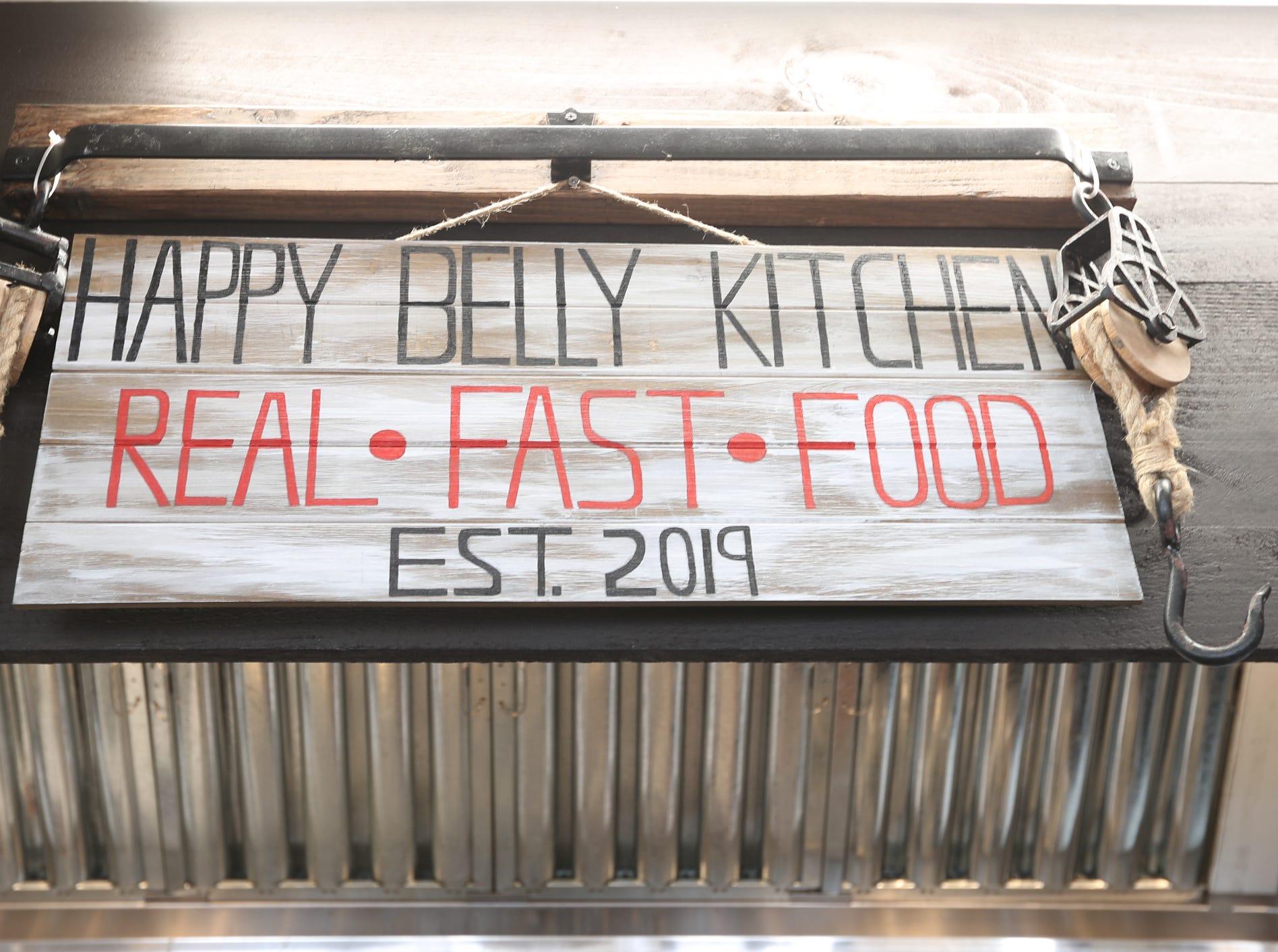 Happy Belly Kitchen in Sloatsburg on Wednesday, February 13, 2019.