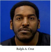Ralph Cruz, 42, of Chestertown, Md., is wanted by police in connection to an assault  in the parking lot of Goldey-Beacom College in Pike Creek.