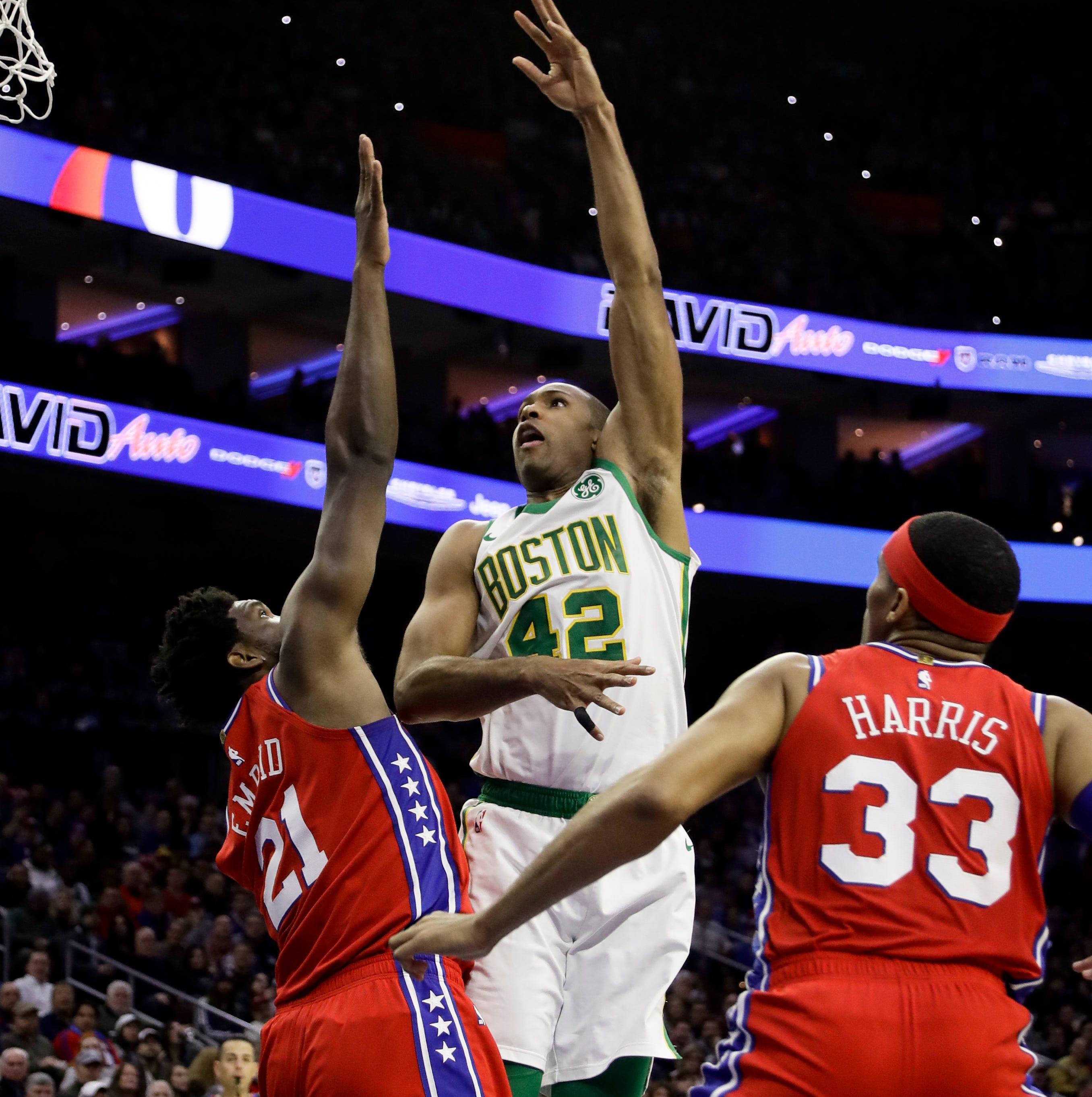 Embiid slams referees, himself in tirade as Sixers' frustration vs. Celtics mounts