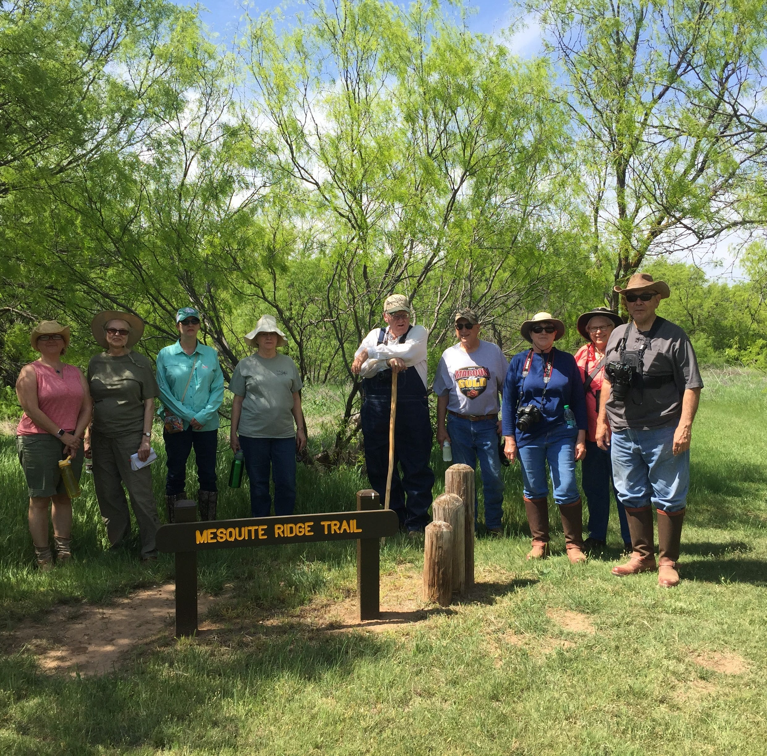 Love being outside? Be a Texas Master Naturalist