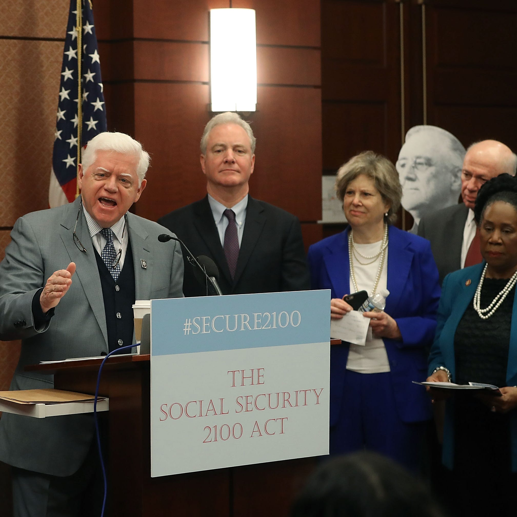 My Social Security 2100 Act shows that Social Security is affordable: Rep. John Larson