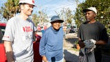 Hurricane Michael caused a lot of damage in Florida, so Dale Earnhardt Jr. joined Team Rubicon to help veterans rebuild the Panhandle.
