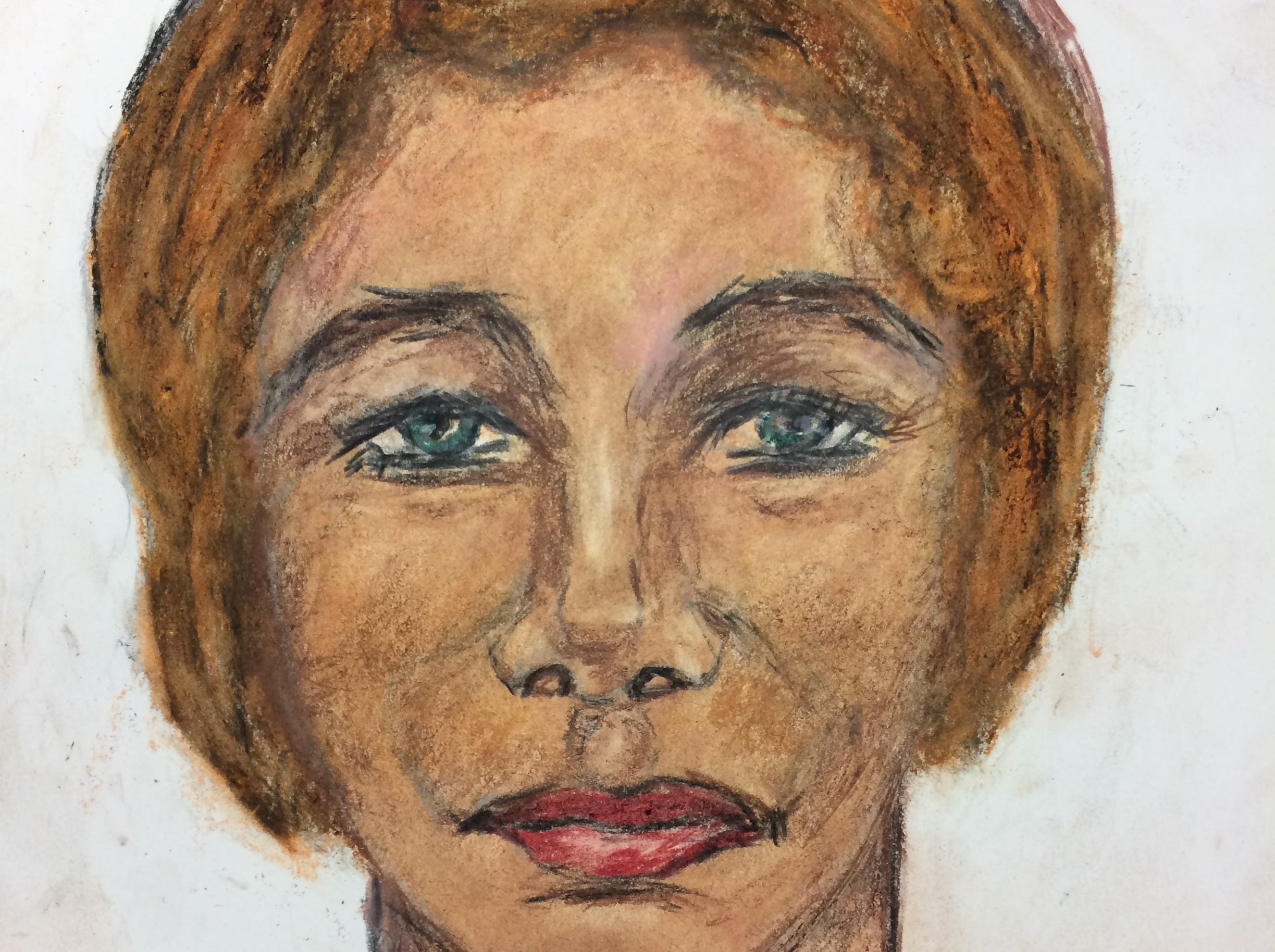 Serial killer Samuel Little drew this woman who he says he murdered in 1984. Little told authorities he met her in Columbus, Ohio and disposed of her body somewhere in northern Kentucky.