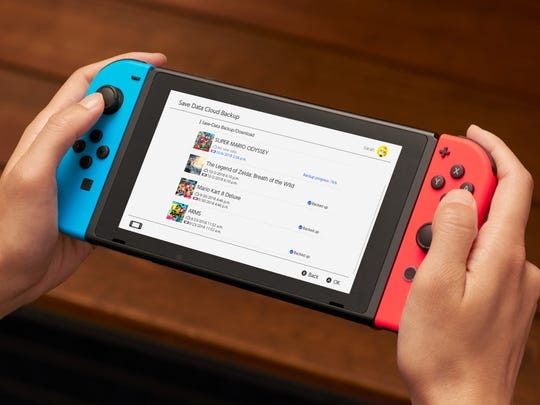 Nintendo Switch: Ten things you don't know about the video
