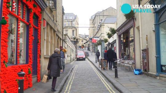 Bath, England: Beauty, history and Masonic mysteries