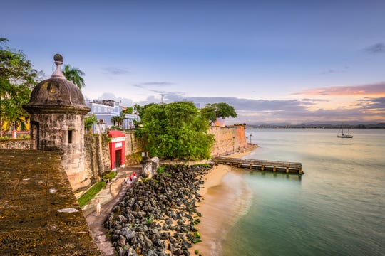 According to CheapOair, the average round-trip flight to San Juan is $336, while flights to Aguadilla are even cheaper at $293. It's easy to budget for expenses in Puerto Rico, as the local currency is the U.S. dollar. Bonus: You don't need to pay for a passport to get there. And with a variety of hotel options all over the island, it's not hard to find one in your price range.