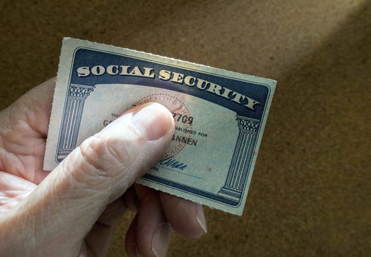 Social Security benefits paid out in 2019 are expected to exceed taxes paid in by about $82 billion.