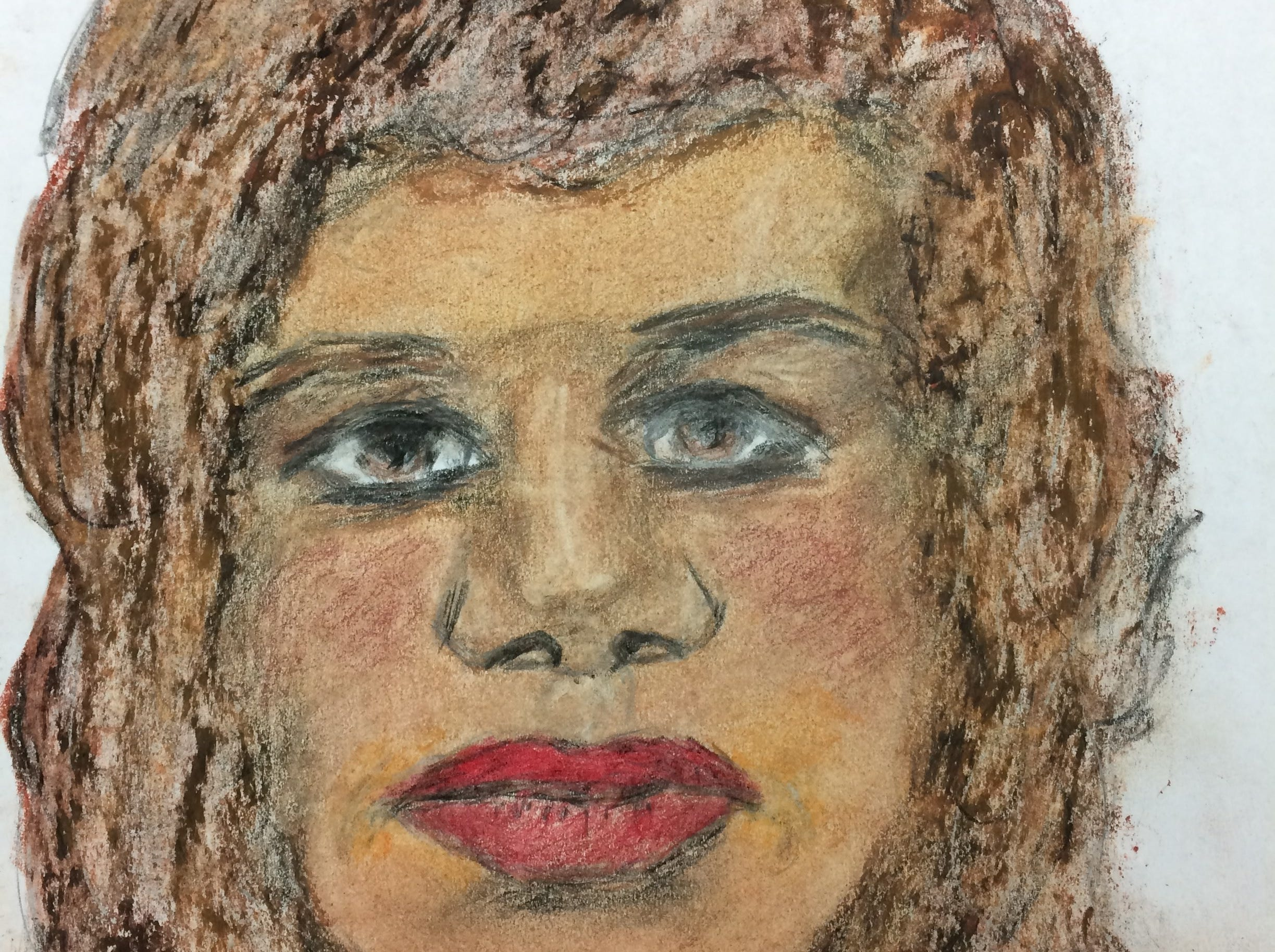 Serial killer Samuel Little drew this woman who he says he murdered in 1977. Little told authorities she was between 35 and 45 years old. He says they met in Gulfport, Miss. and she was possibly from Pascagoula and worked at the Ingalls Shipyard.