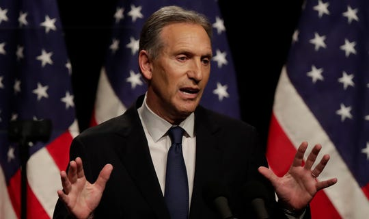 Billionaire businessman Howard Schultz — who is reportedly exploring an independent, centrist 2020 presidential run — will make an appearance at Unrig in Nashville.