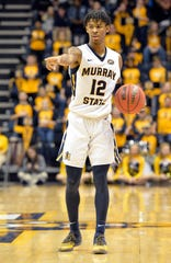 Murray State guard Ja Morant has been a lightning rod for the Racers' tourney hopes.