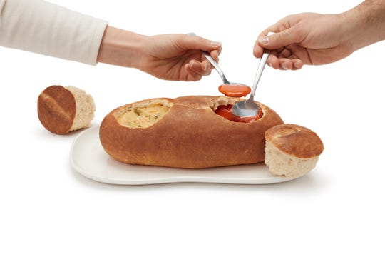 Panera Bread is taking its Double Bread Bowl nationwide.