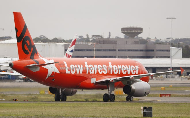 "A passenger on the the low-cost Australian airline Jetstar says one of its flight attendants ""slut-shamed"" her over her travel attire last week."