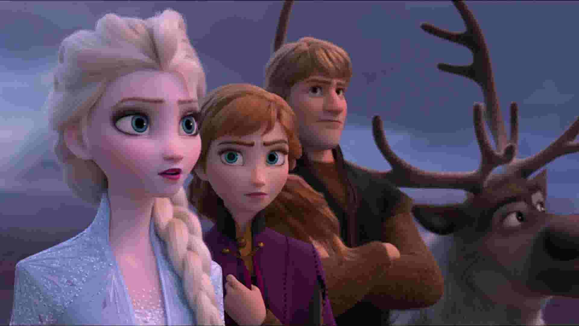 Disney Frozen 2 Trailer Has Anna Elsa And Fierce New Outfits