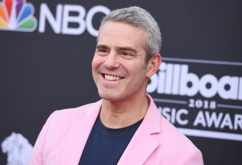 Andy Cohen opened up about being in the delivery room and meeting his son for the first time.