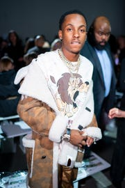 Rich the Kid was robbed in LA Tuesday.