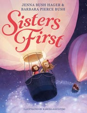 """Sisters First,"" by Jenna Bush Hager and Barbara Pierce Bush"