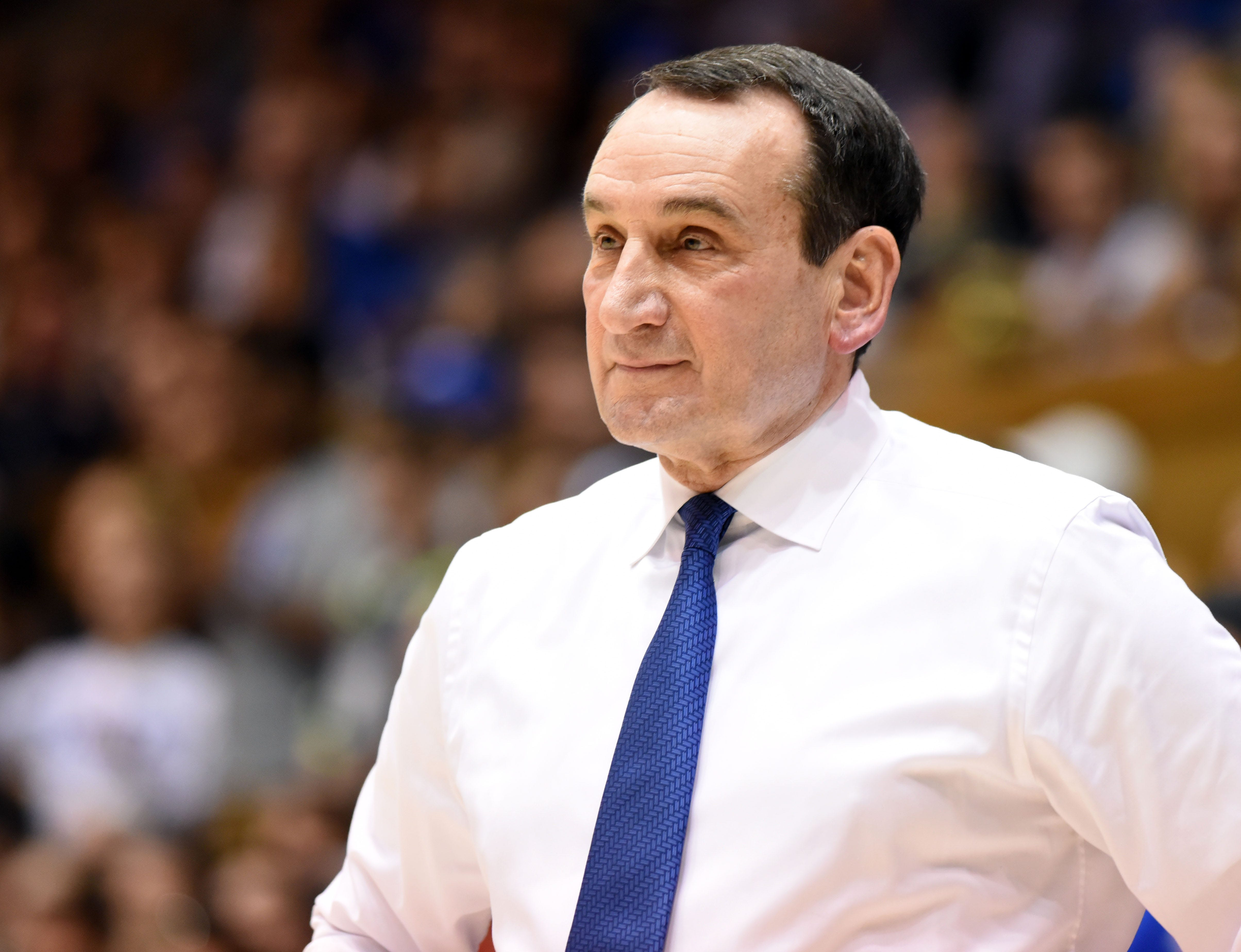 Mike Krzyzewski addresses Corey Maggette being accused of rape during his time at Duke