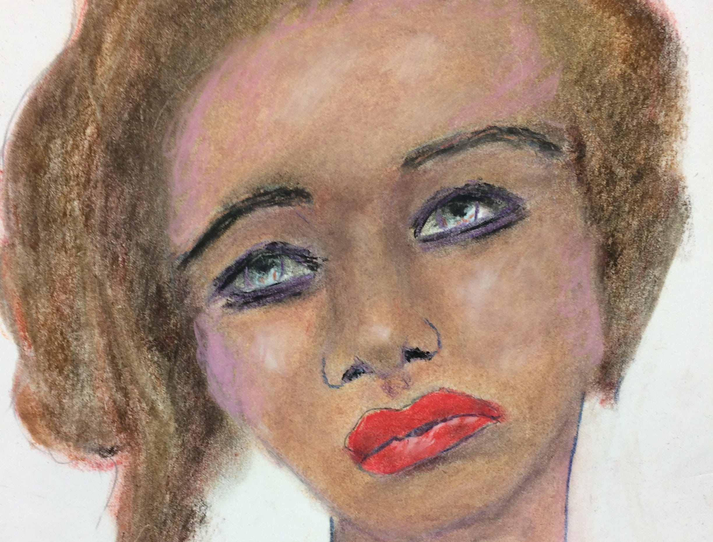 Serial killer Samuel Little drew this woman who he says he murdered in 1996 in Los Angeles, California. Little told authorities she was a white female between 23 and 25 years old.