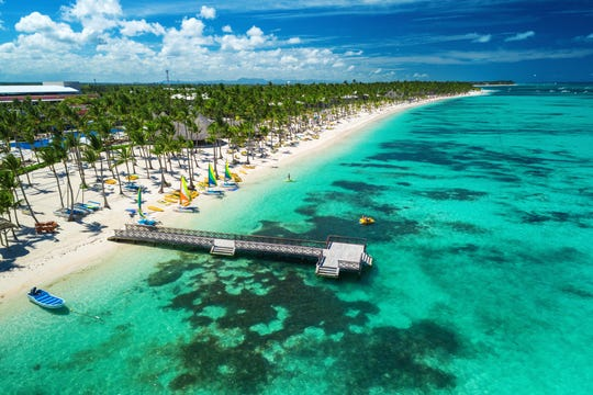 The Dominican Republic is probably the cheapest Caribbean island to visit, but the U.S. State Department recommends using caution while traveling there.