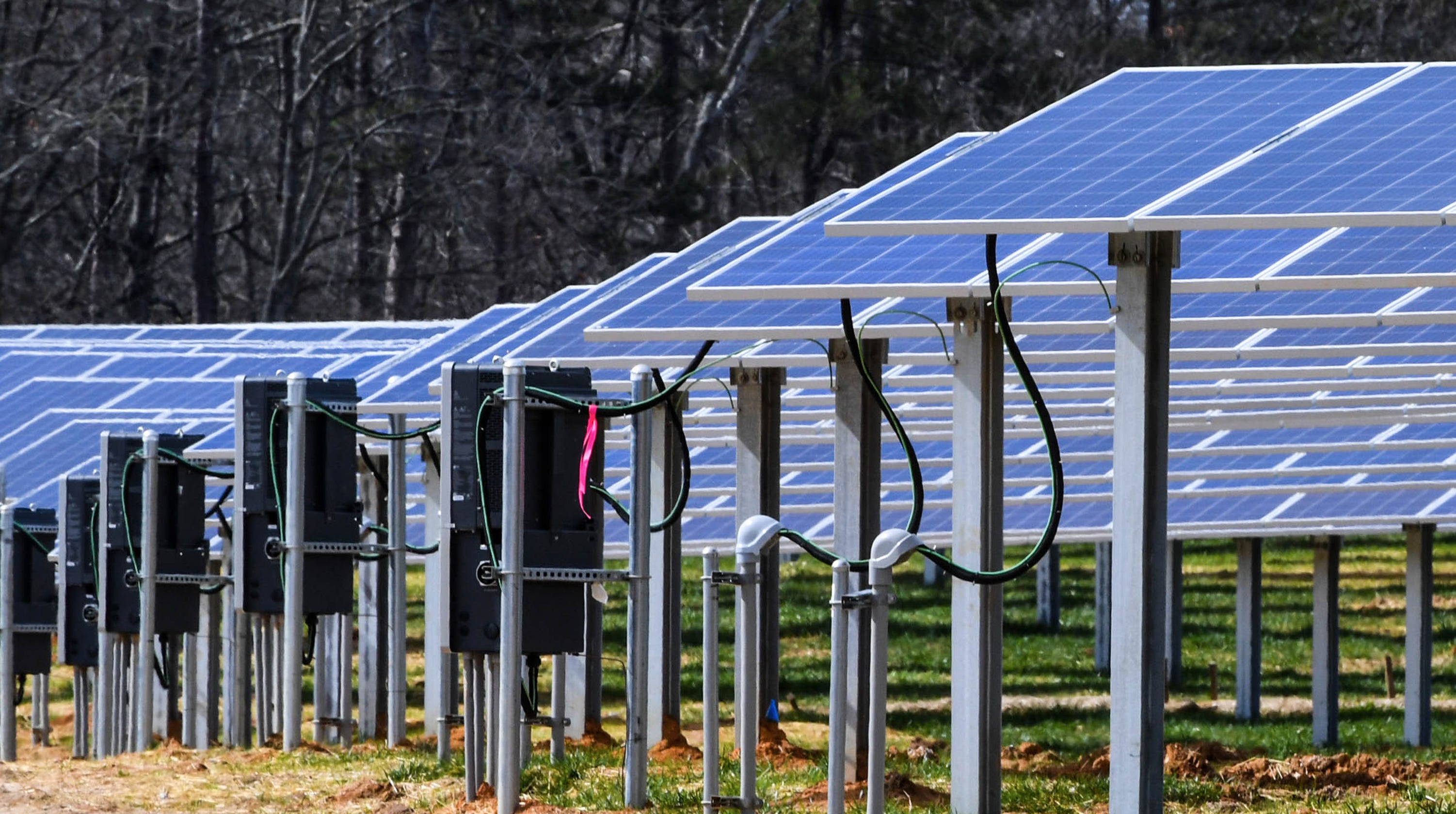 Solar in SC: Why Greenville County doesn't have commercial solar farms