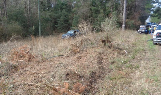 A Pitkin man was killed Thursday morning when he lost control of his truck and crashed, according to Louisiana State Police.