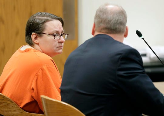 Nicole Gussert, 38, of Appleton was convicted of neglecting a child causing death in Outagamie County court on Thursday in Appleton. She was convicted in the death of her 13-year-old daughter, Brianna, whose disabilities left her entirely dependent on others for care. Gussert was also convicted of possession of amphetamine with intent to deliver.