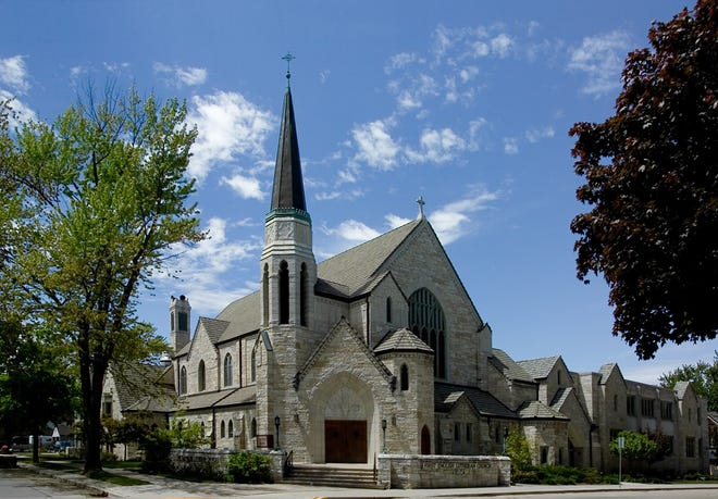 First English Lutheran Church celebrated its 100th anniversary in 2016. The current building went up in 1931.