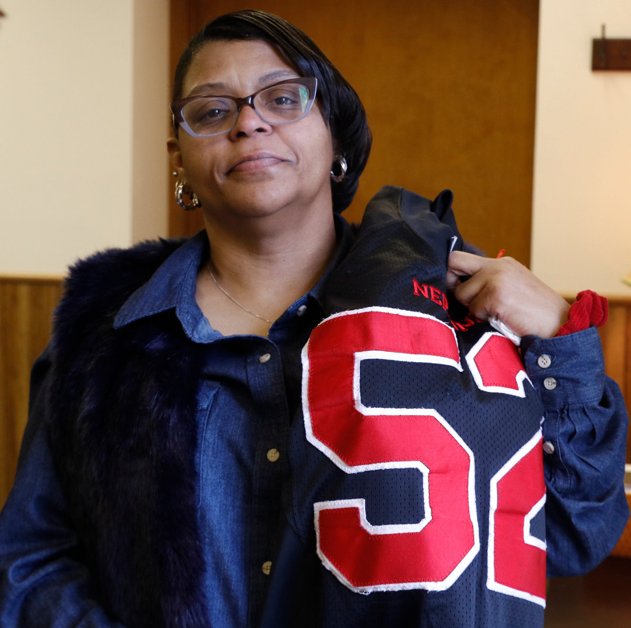 Grieving NJ mom on football player Braeden Bradforth death: College told me 'go kick rocks'