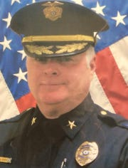 South Toms River Police Chief Andrew Izatt