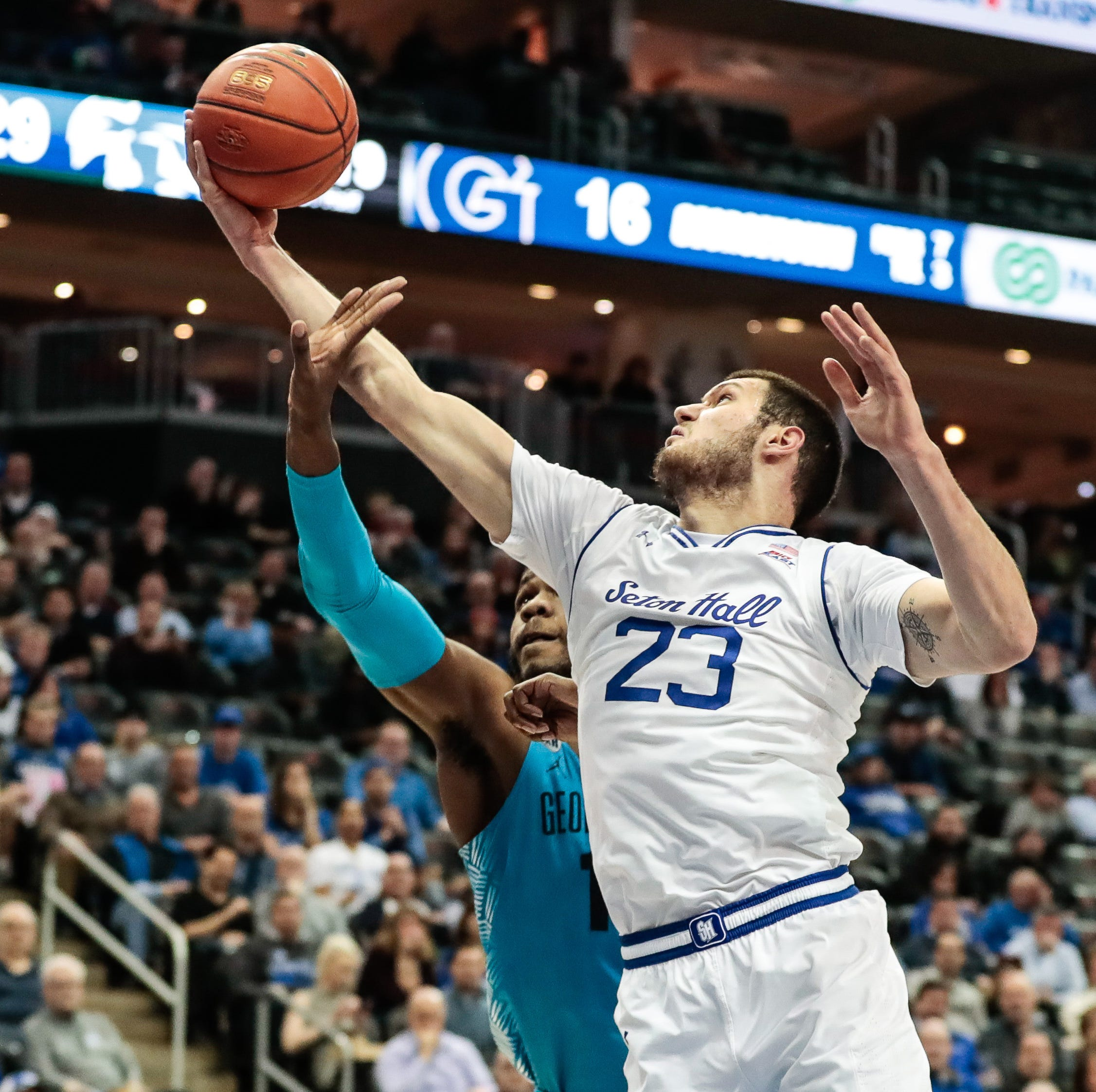 Seton Hall basketball: All cylinders fire in romp of Georgetown as NCAA bid draws closer