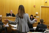 Mistrial arguments end with the dismissal of another juror