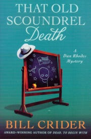'That Old Scoundrel Death' by Bill Crider