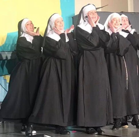'Nunsense' is dinner theater with an edge