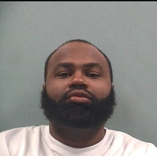 Police charged Randale Parks with trafficking cocaine, possession of cocaine, possession of a controlled substance (MDMA), and resisting without violence.