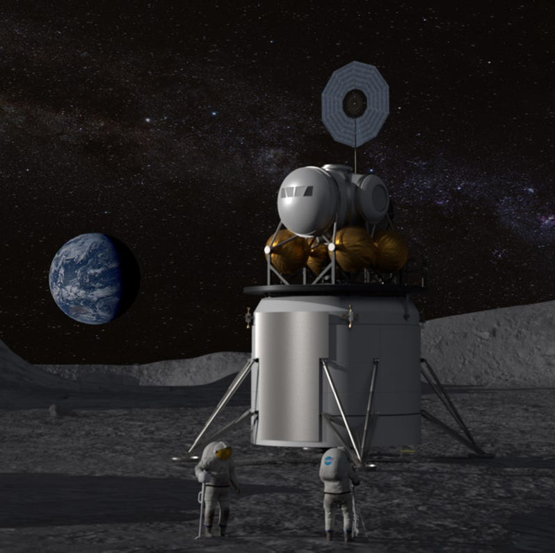 50 years after Apollo 11, NASA to study landers that could return astronauts to the moon