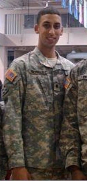 Hector Rodriguez served actively in the Army for eight years. He's struggled with PTSD.