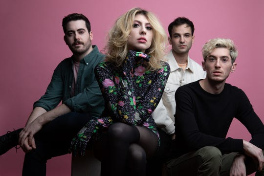 New York power-pop band Charly Bliss headlines a show in the Higher Ground Showcase Lounge on Feb. 24.