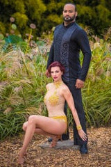 World champion salsa dancers Jose Luis Maldonado and Loretta Chianese will take part in Nixmotion 2019 the weekend of Feb. 22-24 in Burlington.