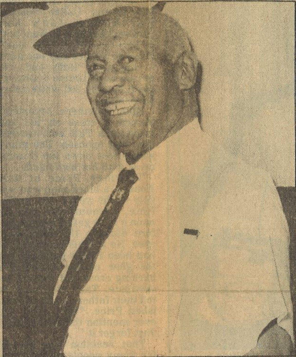 Dr. H. Boyd Hall
