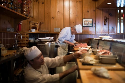 Years in the making: Meet more of New Jersey's veteran chefs