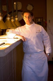 Chef  Robert Minniti of Moorestown