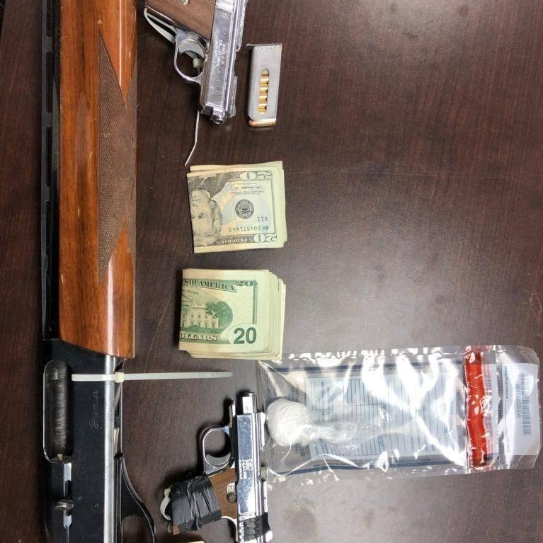 Meth, guns seized during search of Bainbridge home on Ohio 41