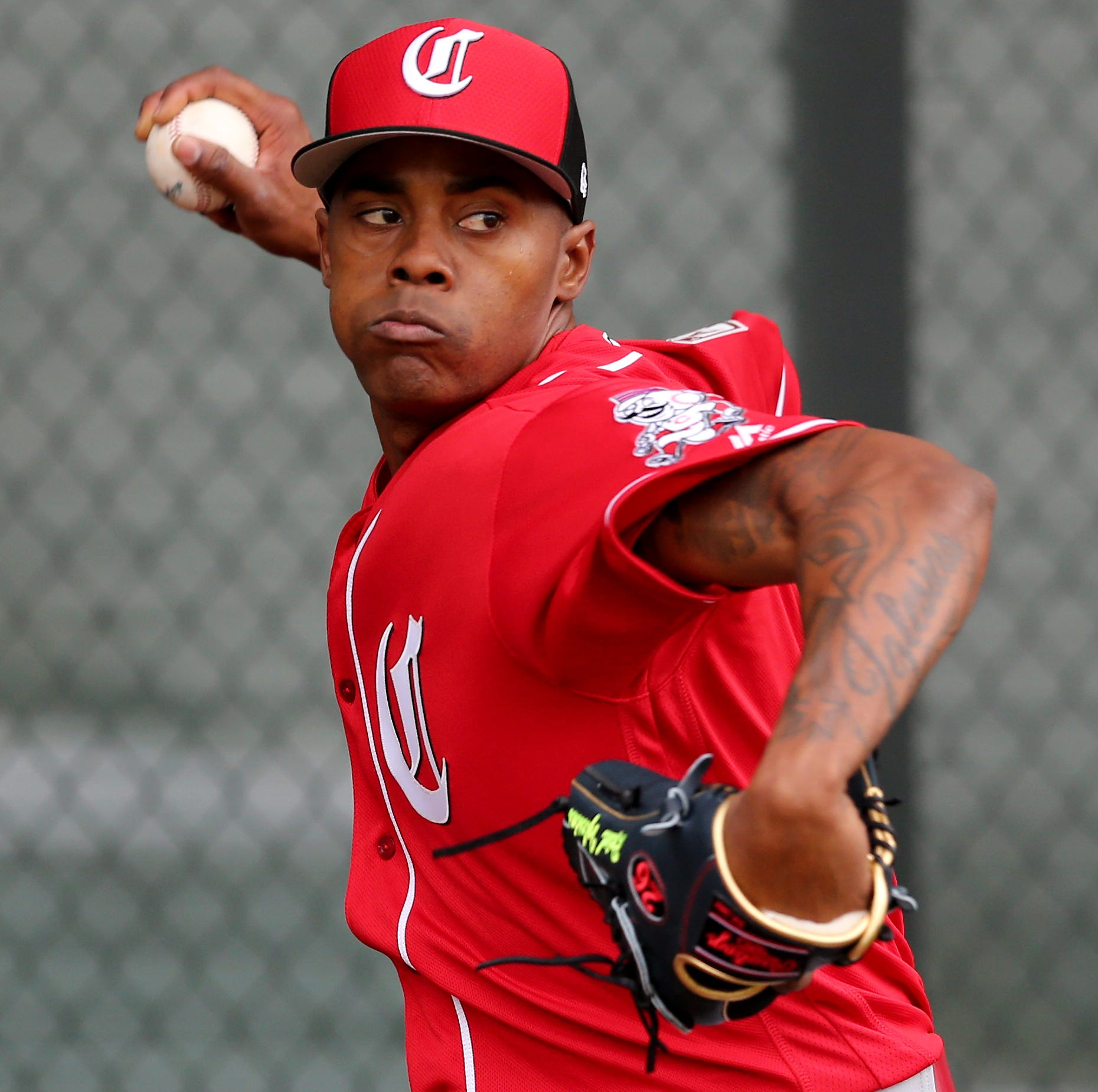 Cincinnati Reds plan to use Raisel Iglesias when necessary, not always as closer